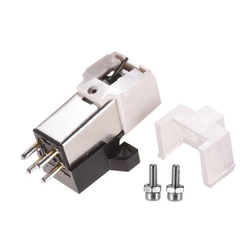 Магнитная кассета Стилус для иглодержателя для фонографа Проигрыватель граммофон Аксессуары для проигрывателя фото
