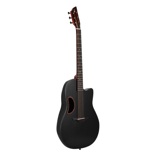 JACQUES K7 41 Inch New Style Solid Folk Guitar