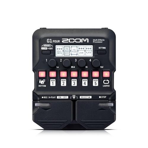G1 Quatre processeurs multi-effets pour guitare électrique