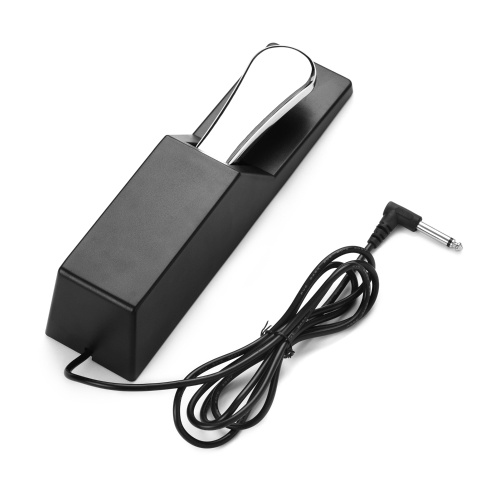 Universal Sustain Pedal for Electronic Keyboard Digital Piano Foot Damper Pedal