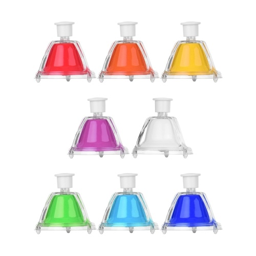 8 Note Metal Colorful Hand Bell Set Bell Instrument Musical Toy