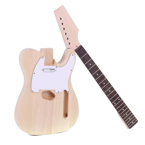 Tele Style Unfinished DIY E-Gitarren-Kit