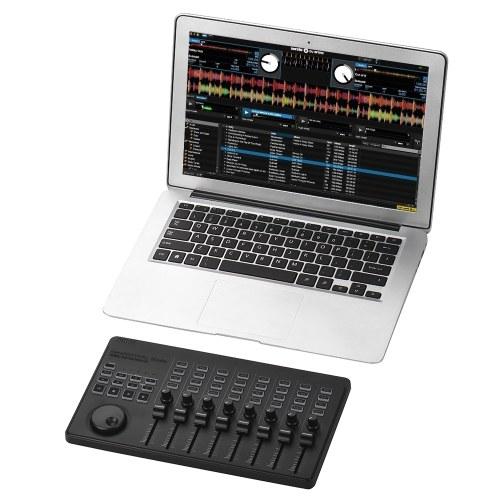 KORG nanoKONTROL Studio Contrôleur MIDI portable