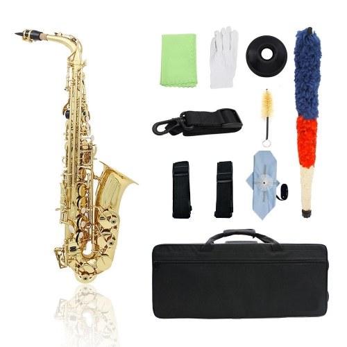 Laiton Mib Alto Saxophone Sax