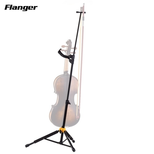 Flanger FL-13 Detachable Music Instrument Stand with Bow Holder All Metal Stands for Violins Ukuleles Erhus Stringed Accessories