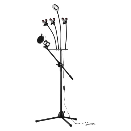 Streaming Microphone Tripod Stand