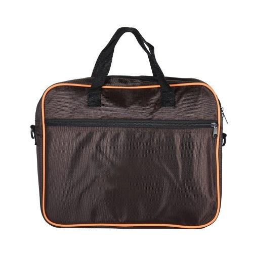 ammoon Custodia per batteria compatta da viaggio con custodia piatta per batteria Borsa per batteria con tracolla