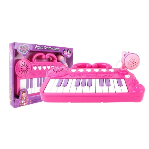21 клавиша детский мультфильм электронное пианино