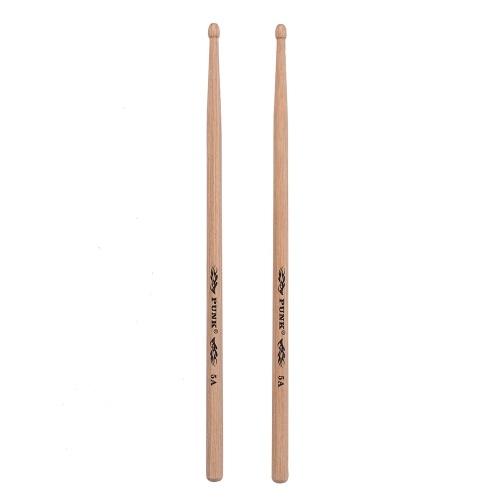 Bild von Ein Paar 5B Drumsticks Drum Sticks Esche Holz Drum Set Zubehör