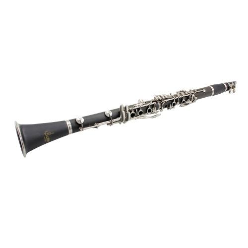 Clarinet ABS 17 Key bB Flat Soprano Binocular Clarinet фото
