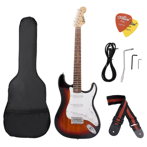 STスタイルエレクトリックギター