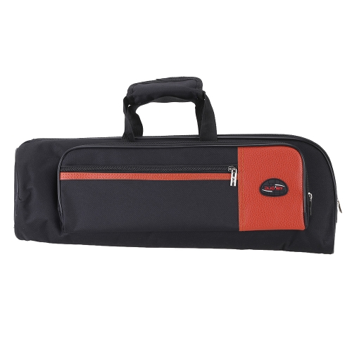 600D Oxford Bag Case with Adjustable Shoulder Strap Pocket