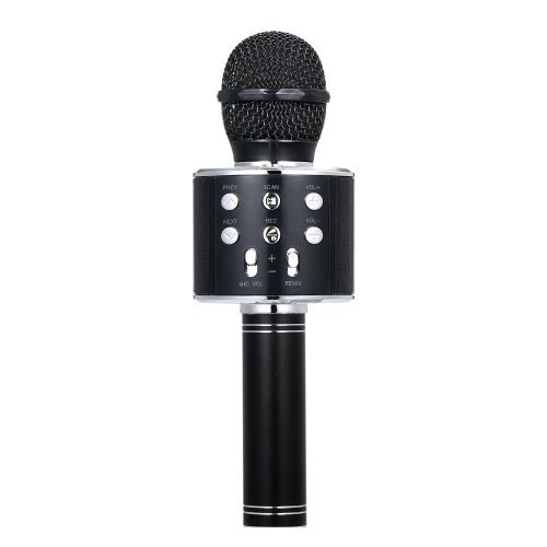 BT Wireless Microphone Speaker Handheld-Karaoke-Mikrofon