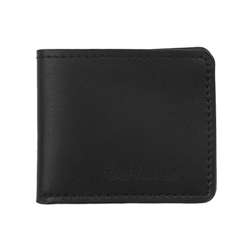 Wallet Style Plektren Inhaber Tasche
