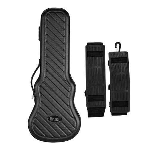 26 Inch Tenor Ukulele Case Uke Bag Zippered Hardshell Case
