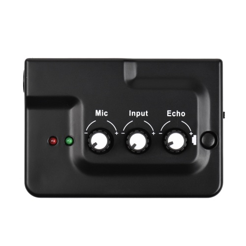 Smartphone External Recording Sound Card Audio Interface Network Online Singing Device Supports BT Function Musical Instrument Connection