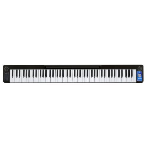 Tragbares 88-Tasten-Spleißen von Klavier Digitalpiano Multifunktionales elektronisches Keyboard-Klavier für Klavierstudenten-Musikinstrument