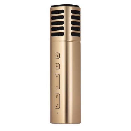 Professionelle Electret Kondensatormikrofon für Smartphone Broadcasting Studio Aufnahme Singen