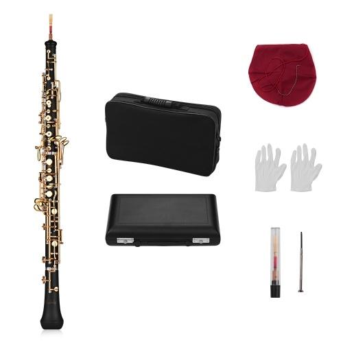Muslady Professional Oboe C Key
