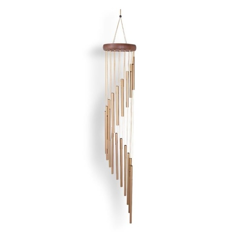 35inch 18-Bar Classic Rotating Wind Chime