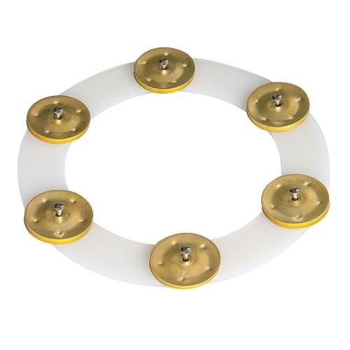 Platillo para batería de percusión con anillo Ching Paquete de platillos Accesorio para instrumentos musicales