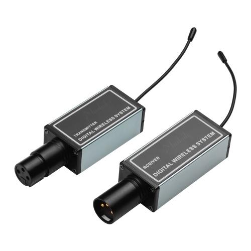 Muslady  UR-4 Professional Digital Wireless Microphone System