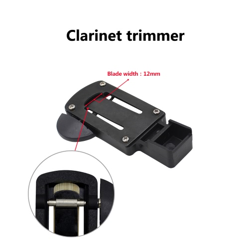 Clarinetto Reed Trimmer Cutter