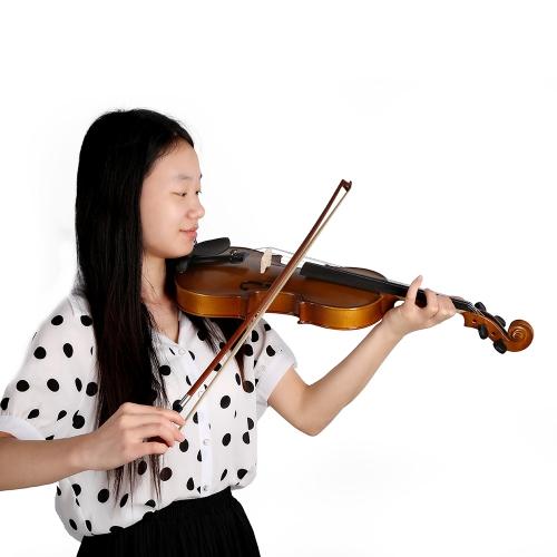 バイオリン   4/4  弦楽器  初心者/学生/子供/音楽愛好者対応【並行輸入品】