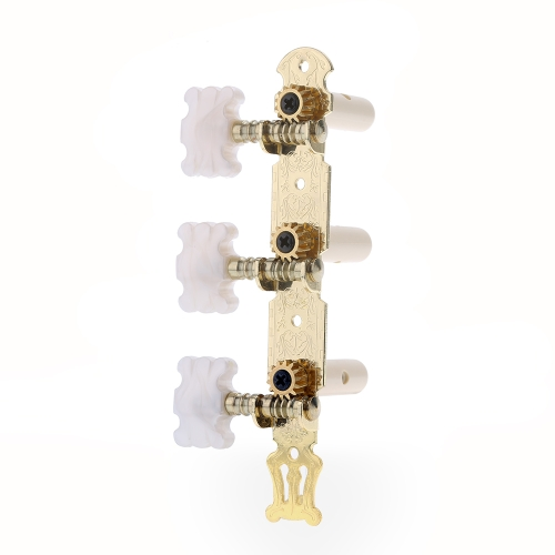 Alice AFD-019CP 1 Pair Classic Guitar String 3+3 Tuning Pegs Tuners Machine Heads