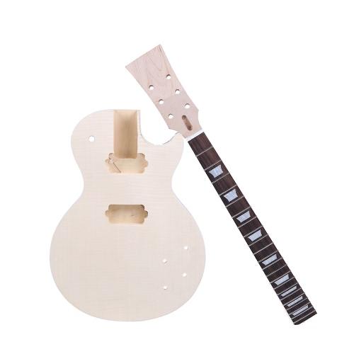 LP Style Electric Guitar DIY Kit