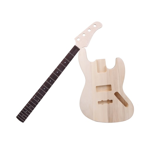 JAZZ Bass Style 4-String Electric Bass DIY Kit
