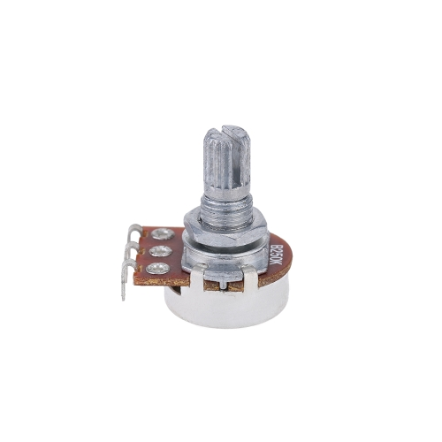 Electric Guitar Volume Push Pull Mini Control Pot Potentiometer B250K Accessory