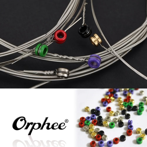 Orphee RX19 6pcs Electric Guitar String  Set  (.011-.050)  Nickel Alloy Medium Tension