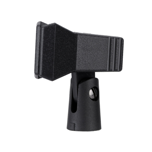 Andoer MC1 Clip-Type Microphone Mic Clip Holder Bracket for Wireless Wired Microphone Stand