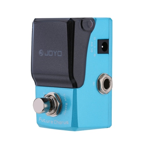 Professional Sale Joyo Jf-316 Future Chorus Mini Smart Guitar Effect Pedal Every Sound You Dial In Stays Fully Usable Ture Bypass Free Shipping Guitar Parts & Accessories