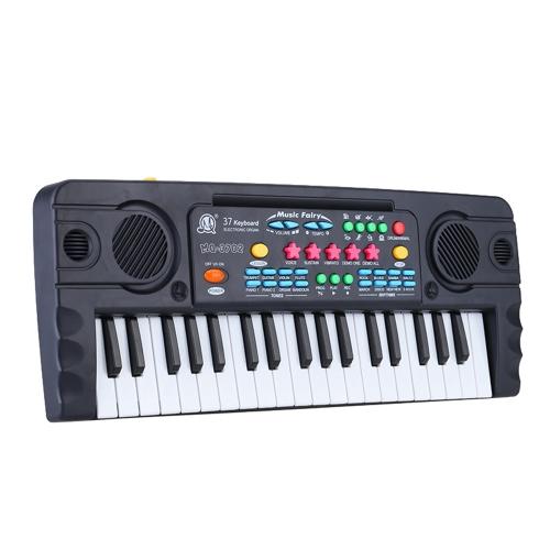 37 tasti Mini giocattolo musicale elettronico a tastiera elettronica per principianti