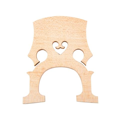 1 Stück Ersatz Teil 3/4 Maple Brücke für Kontrabass Kontrabass Kontrabass