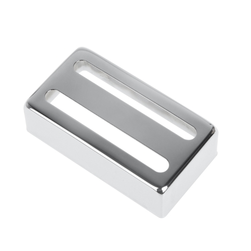 Due linee di Humbucker Cover per Chitarre elettriche Chromeplated rame 19mm