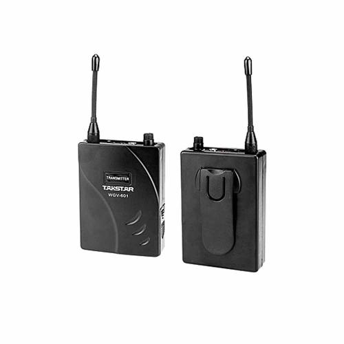 Takstar WGV-601 Electric Guitar Bass Wireless System Amplifier Audio Transmission Transmitter Receiver Kit