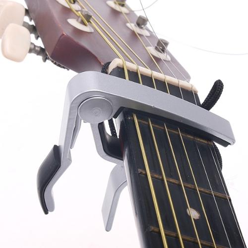 Capotasto per chitarra elettrica e acustica