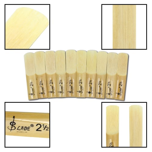 5-in-1 Clarinet Adjustable Neck Strap Bamboo Reed Cleaning Cloth Brush Cork Grease Accessories Kit