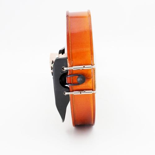 Image de 1/8 Violon Violon Basswood Acier Corde Arbor Bow Instrument à Cordes Musical Jouet pour Enfants Débutants