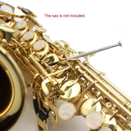 Pocket mini cacciavite metallo per flauto clarinetto sassofono strumento ottavino