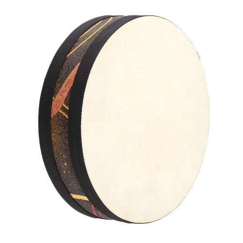 Tomtop coupon: Ocean Wave Bead Drum Musical Instrument Percussion