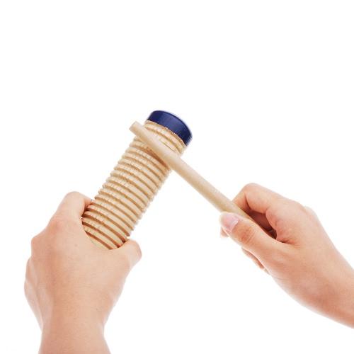 ギロ シェーカー ガラガラ ラトル    タンバリン ハンドウッドブロック ベル  音楽 早期教育  知育玩具    幼児楽器 キッズ パーカッション 木製  リズム玩具   子供   大人も楽しめます♪   おもちゃ/ KTV/パーティー/キッズなど対応 【並行輸入品】