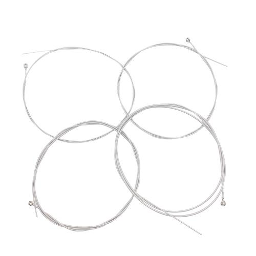 4pcs basso elettrico String Set nichelato acciaio accessorio 045-.090