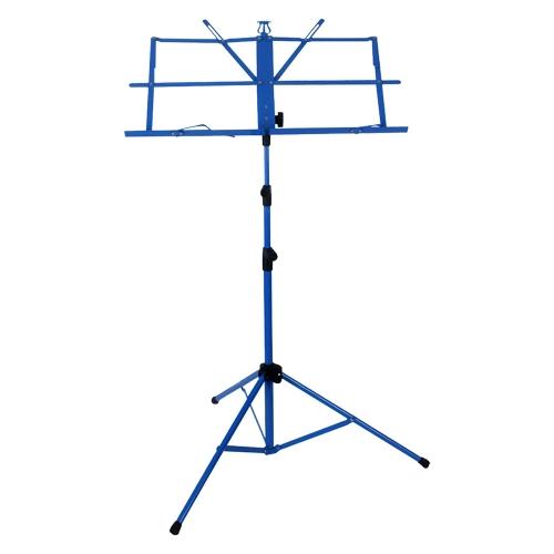 Music Stand Tripod   軽量 調節可能な 折りたたみ 譜面台  三脚  スタンド ブラケット   ホルダー 音楽  防水キャリーバッグ付き 楽器 練習対応【並行輸入品】