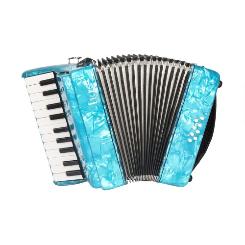 22-Key 8 Bass Piano Accordion