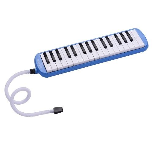 ammoon 32 Keys Melodica Pianica Piano Style Keyboard Harmonica Mouth Organ