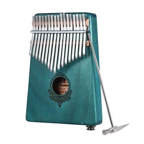 Kalimba Portable 17 Pouces Pouce Piano